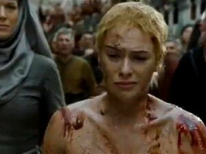 Naked Walk Of Shame Game Of Thrones Season 5 Episode 10 Porn