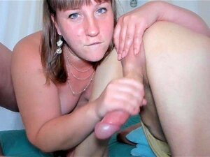 Caught My Chubby Stepsister Milking My Friend's Big Cock Porn