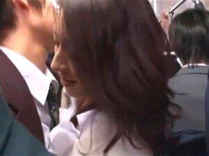 Hottest Japanese Chick Marina Matsumoto, Misa Yuuki, Miwako Yamamoto In Crazy Cumshots, Stockings JAV Movie Porn