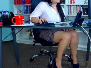 Secretary Webcam Porn