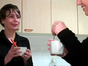 Mature French Dykes Love On Each Other - Telsev Porn