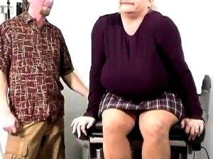 Big Beautiful Grandma Gets A Sexual Exam Porn