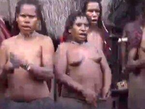 African Women Topless Porn