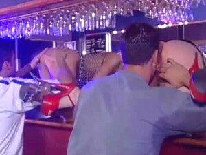 Forbidden Orgy - Sabrina Joy And Friends Montreal Strip Club Porn