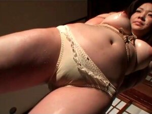 Japanese Tits In Rope Bondage Are Sexy Porn