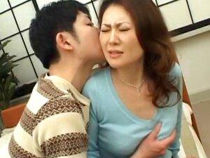 Mina Toujou Sexy Mother Enjoys Part4 Porn