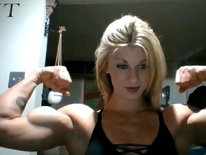 Show Stopper - FBB Muscle Girl Porn