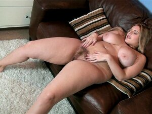 Ellie Roe Is Back, And Looking Nice In Her Black Skirt And Blue Blouse. A Delightful Striptease Out Of Her Lingerie Leaves Her Naked With 36F Breasts And A Sexy Attractive Hairy Pussy To Enjoy Today. Porn