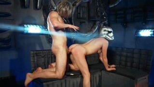 Star Wars The Last Temptation A DP XXX Parody Scene 4   Lily Labeau & Erik