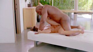 BLACKED Abigail Mac Oiled And BBC'd