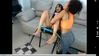 2 mistress control a girl on chaturbate