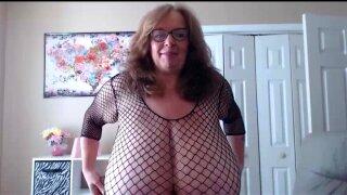 Enormous Huge Big Natural Tits 2