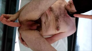"""Both holes filled for straight guy - ass fuck, ass to mouth, anal gaping #3"""