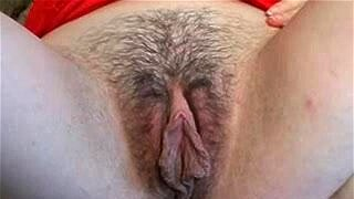 haarig amateur ehefrauen big pussy lippen