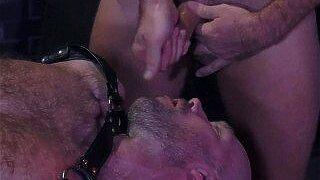 """Pierce Paris Dominates and Fists His New Sub Part II - ClubInferno"""