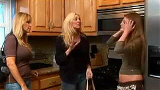 Hot Lesbian Scene With Lots Of Muff Diving