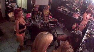 Strippers hanging out. Marcelene LIVE on 720cams.com