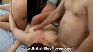 """""""British Wife Swapping Swingers"""""""