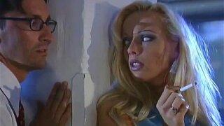 Classy Big Tit German Blonde Gets Fucked