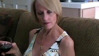 """""""GILF Wants A New Cock To Suck"""""""
