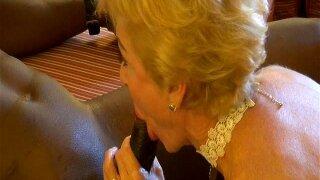 Granny Gives Best BlowJob