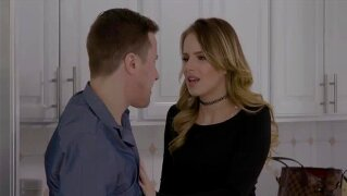 Lovely Jillian Janson gets an intense ass pounding