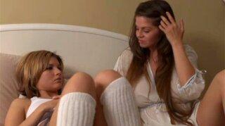 , lesbians, milf, teens, mature, Lesbian Seductions 23