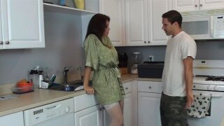 Hot Horny Housewife Charlee Chase Meets & Bangs the Plumber!